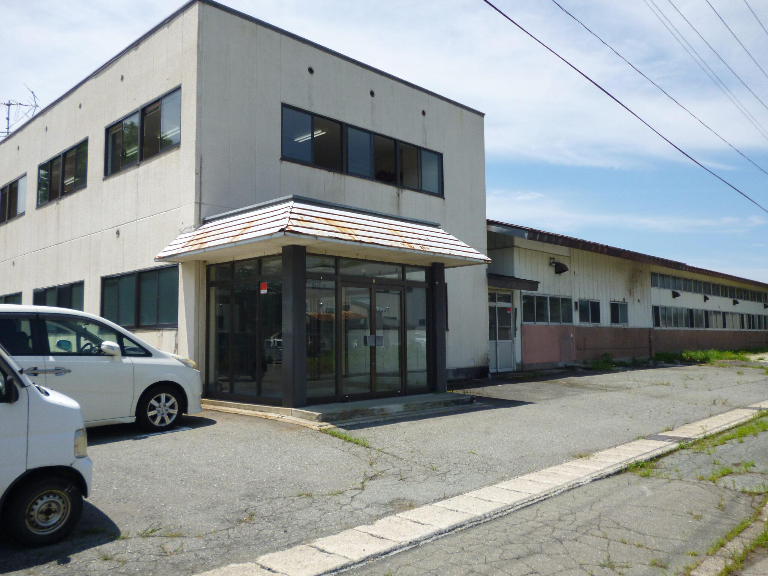 鋳型整形・プラスチック製造の株式会社オザキ第1工場